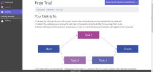 Free Trial Screen Shot