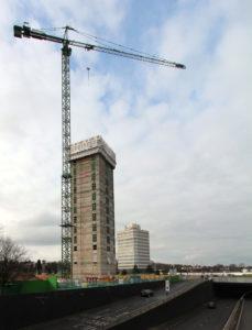 Friargate Crane