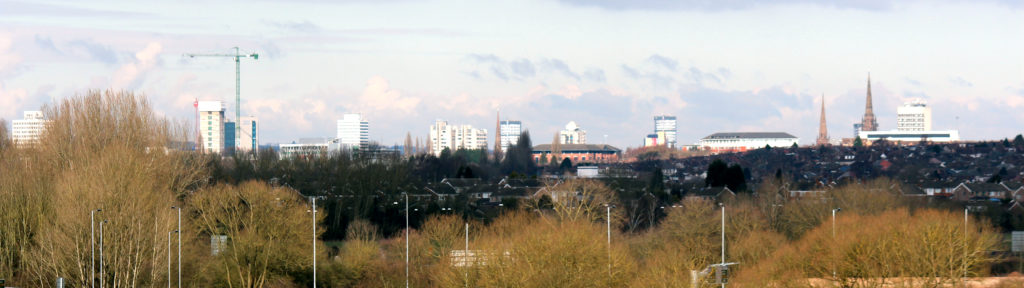 Coventry as Viewed from the South