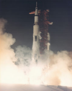 Apollo 17 Lift Off
