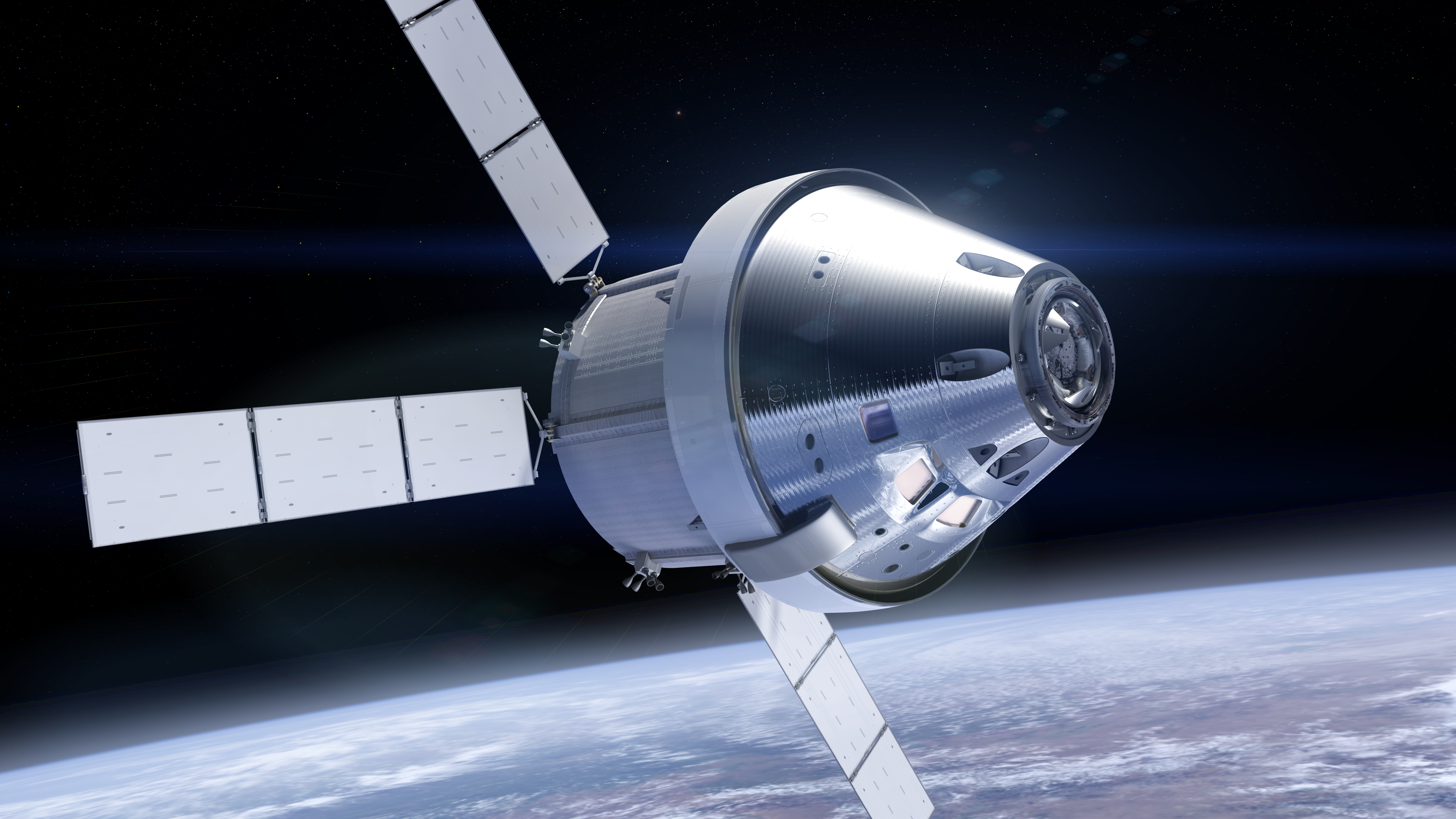 Orion Space Vehicle