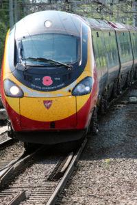 Pendalino Train