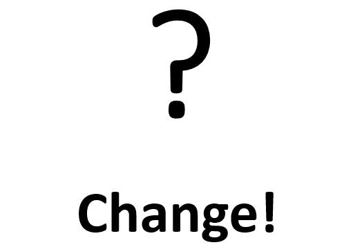 Change requests!