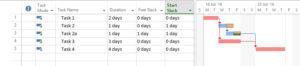 Free Slack Gantt Chart