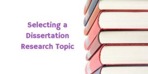 Master's Dissertation Topics