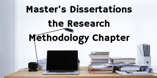Reseach Methodology Chapter