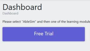 Free Trial Dashboard