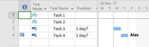 Team Planner 4 Areas