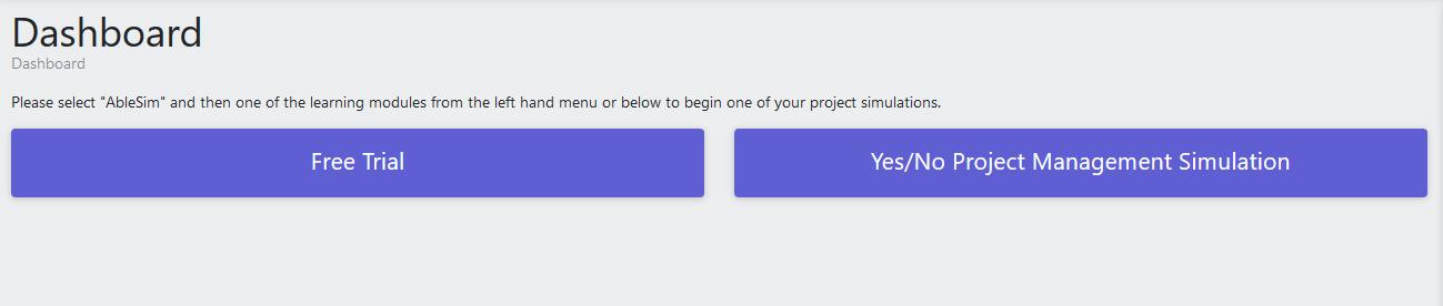 Yes-No Simulation Dashboard