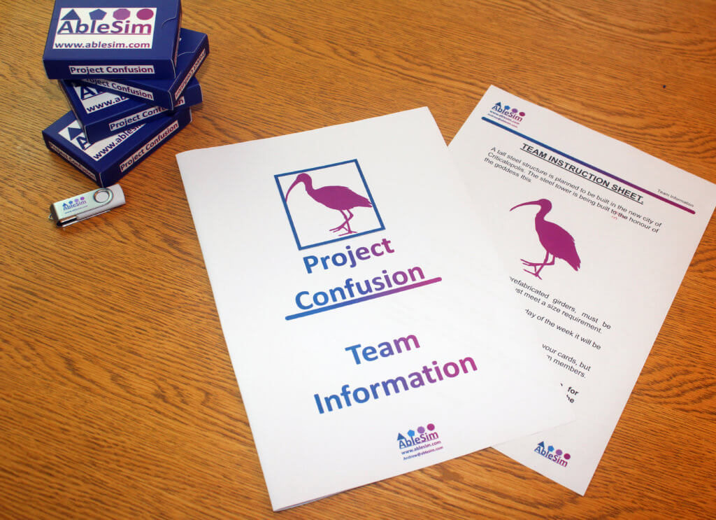 Project Confusion Team Information