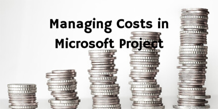 Managing Costs in Microsoft Project