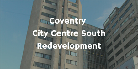 Coventry City Centre South Redevelopment