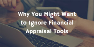Ignore Financial Appraisal