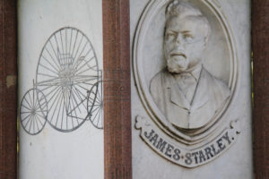 James Starley Statue
