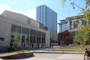 Student Accommodation and Belgrade Theatre