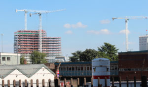 View from Coventry Ring Road Junction 1