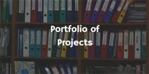 Portfolio of Projects