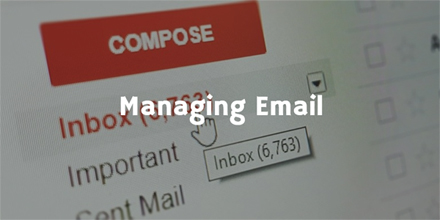Managing Email