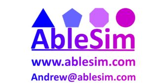 News from AbleSim