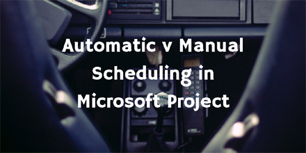 Automatic v Manual Scheduling